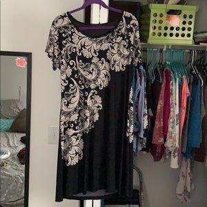 116w A line Dress